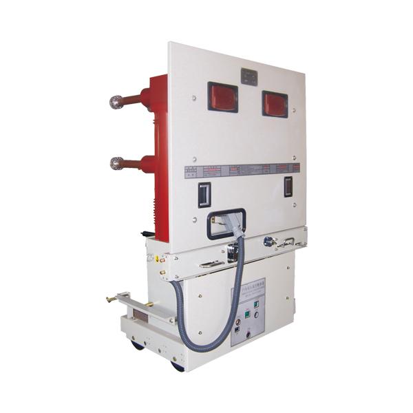 ZN85-40.5 Indoor High-voltage Vacuum Circuit BreakerIndoor high voltage AC vacuu)