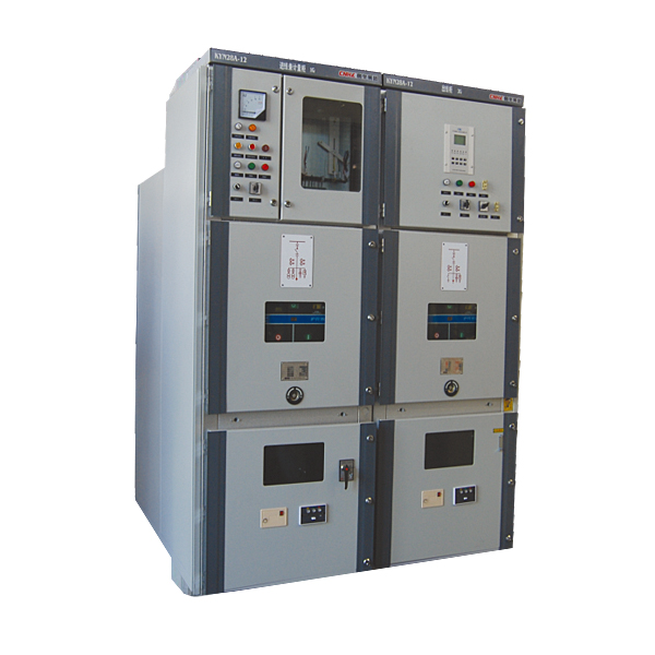 KYN28A-12 metal clad withdrawable medium voltage switchgearIndoor AC metal clad)