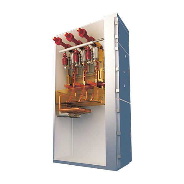 HSI-12KV High voltage sf6 ring main unit switchgear used for power generation an)