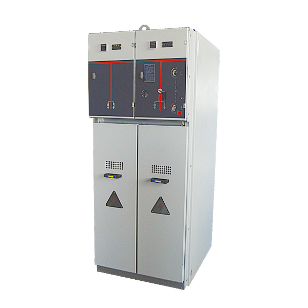 HXGN-SF6/T RMU packaged type switchgear indoor typeHigh voltage AC metal enclose)