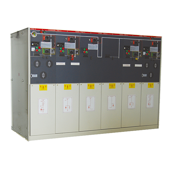 HRM6-12/24 Medium Voltage Metal Enclosed Gas Insulated SwitchgearIndoor compact)