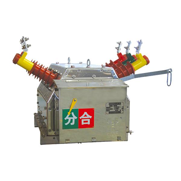 ZW6-12 Outdoor high voltage vacuum circuit breakers with meter regulatorOutdoor)