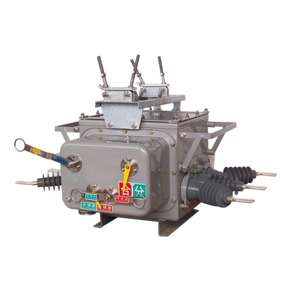 ZW20-12 outdoor sf6 circuit breaker with control panel 11KV 12KV recloserOutdoor)