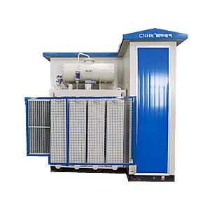 YBWG-40.535kV光伏发电箱式变电站