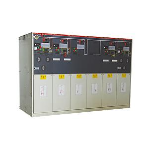 HRM6-12/24户内紧凑型气体绝缘金属封闭开关设备(10kV充气柜)
